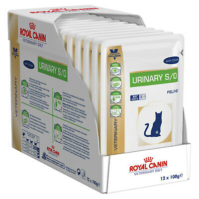 Royal Canin Feline Urinary Chicken Wet Cat Food 100g (12 x pouches)