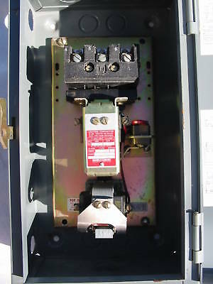 Square D 30 Amp 3 Pole Lighting Contactor 8903 MG11