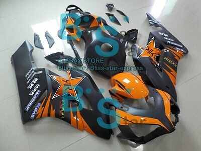 Decals INJECTION Fairing Kit Fit Honda CBR1000RR 2004-2005 150