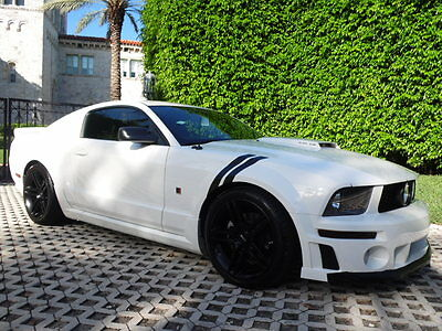 Ford : Mustang roush MUSTANG GT*ROUSH* IMMACULATE*PERFECT CAR CLEAN CAR FAX NO PAINT*MANY UPGRADES FL