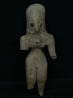 Ancient Indus Valley Teracotta Large Mother Goddess C.2000 BC