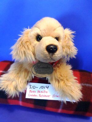 Russ Yomiko Golden Retriever plush(310-1014)