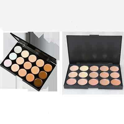 Face Cream Makeup Palette15 Colors Professional Party Concealer Contour