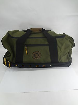Travel Luggage Rolling Duffle Bag Mickey Mouse Walt Disney World Equipment LARGE
