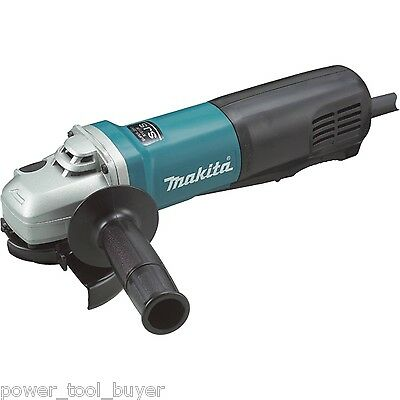 "Makita 9564P 4-1/2"" Angle Grinder NEW Paddle Switch Corded 10 AMP Retail Package"