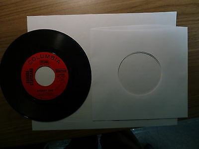 Old 45 RPM Record - Columbia 4-45236 - Barbra Streisand - Stoney End / I'll Be H