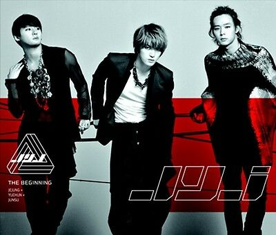 JYJ - The Beginning Normal Limited Edition Korea Edition Brand NEW