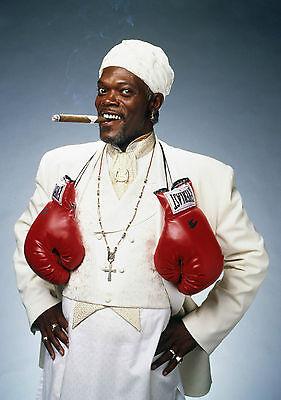 The Great White Hype Samuel L. Jackson Large Movie Poster - A0 A1 A2 A3 A4 Sizes