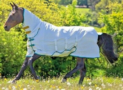 NEW Shires Tempest Sweet Itch Combo / Fly Rug - ALL SIZES AVAILABLE 5'9 - 7'0