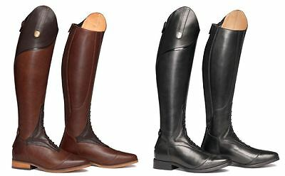 Mountain Horse Sovereign High Rider Leather Competition Riding Boots
