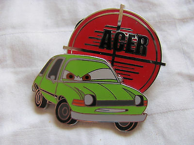 Disney Trading Pin 85493: Disney-Pixar Cars 2 - Mystery Set - Acer Chaser