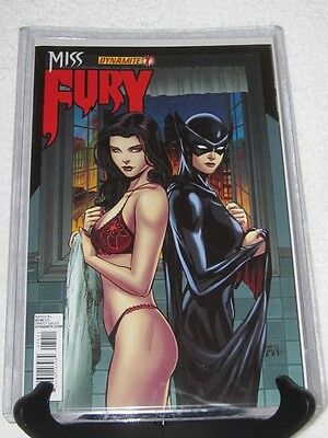 Dynamite Comics / Miss Fury (2013) #7 cover 'A' - nice/unread