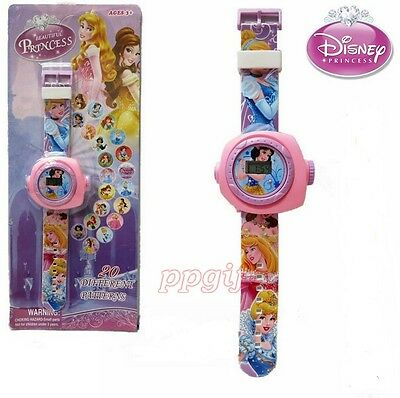 Lot Princess Children Kids Projection Watch Party Gift Different 20 images