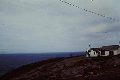 #NN1249-1970-35MM SLIDE-FIRST & LAST HOUSE IN ENGLAND