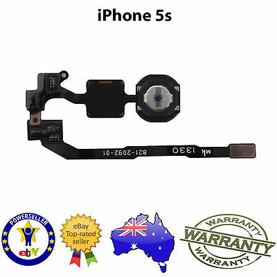 for iPhone 5S - HOME BUTTON FLEX RIBBON CABLE TOUCH ID SENSOR
