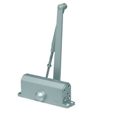 Ryobi Door Closer 8803BC Back Check Silver