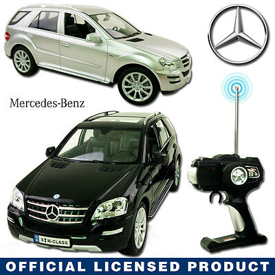 LICENSED 1:14 MERCEDES BENZ ML350 CLASS Electric RC Radio Remote Control Car Toy