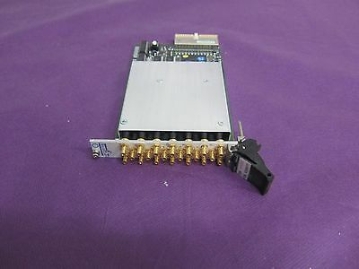 PXI Quad 4 to 1 Mux 1GHz 75 Ohm SMB Pickering RF Multiplexer Card 40-749-751
