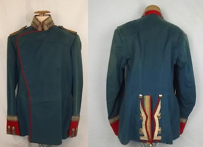 WW1 Imperial German 8th Uhlan Prussian Regiment Captain's Tunic