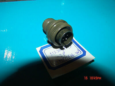 Amphenol - MS3106A14S-2P - Circular MIL Spec Connector