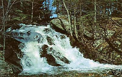 ADIRONDACK STATE PARK NY MOUNTAIN BROOK WARREN COUNTY   *