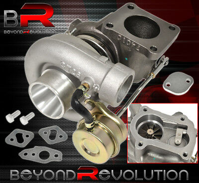 1986-1992 Toyota Ct26 Upgrade Performance Boost Turbo Charger 7Mgte 17201-42020