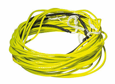Corde Wake Rope PVC-COATED Spectra 80ft  - Jobe 2017- flottante - non extensible