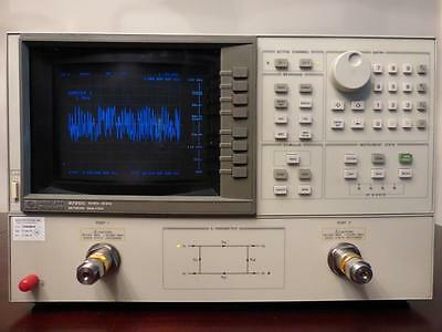 Agilent / HP 8720C 50MHz - 20GHz RF Vector Network Analyzer w/ Options 001 & 010