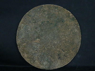 Ancient Islamic Bronze Mirror C.1000 AD