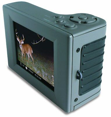 Moultrie Digital Picture Viewer, Black, 2 x 6 x 8.25 , New, Free Shipping