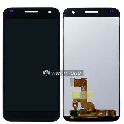 Black Huawei Ascend G7 LCD Display Digitizer Touch Screen Assembly Replacement