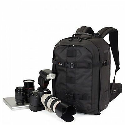 Lowepro Pro Runner 450 AW DSLR Camera Photo Bag Backpack & All Weather Cover