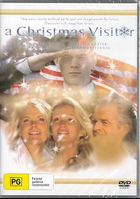 A CHRISTMAS VISITOR - NEW DVD FREE LOCAL POST