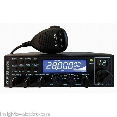 CRT SS6900N (Latest version 6) 10m Multimode AM/FM/SSB  SS-6900  Superstar 6900