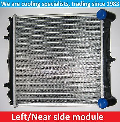 Brand New Radiator Porsche 911 / 996 / Boxster / 986 For Left/near Side Of Car