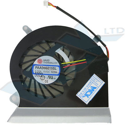 Genuine CPU Cooling Fan For MSI GE60 MS-16GA MS-16GC ORGINAL MPAAD06015SL