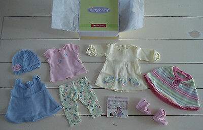 NIB American Girl Bitty Baby MIX & MATCH OUTFITS