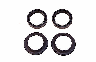 Honda VT600 Shadow VLX front fork seals & dust seals (1988-2007)