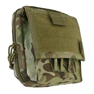 Kombat BTP Commanders map case / pouch with MOLLE fixings like MTP / Multicam