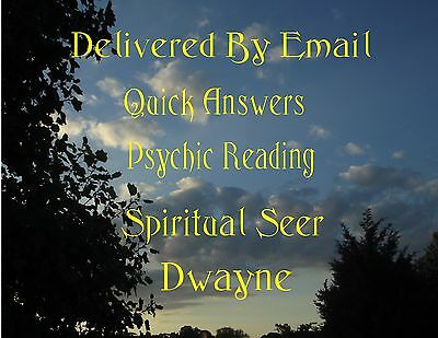 Psychic Reading via Email