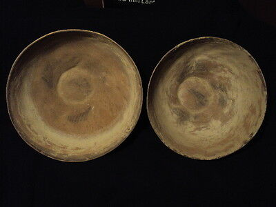 Teracotta Indus Valley Painted 2 Bowls  2000 BC   #SG1687