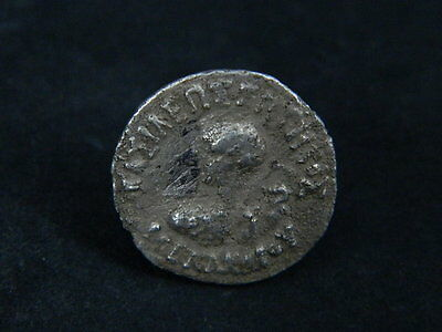 Ancient Bactrian Silver Coin C.300 BC  #182