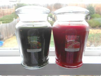 Christmas Pine & Frosted Cinnamon ~LOT of 2~ Yankee Candle 12 oz Jars  **** NEW