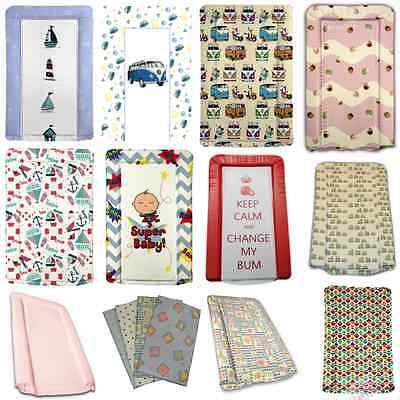 Deluxe Quality Baby Changing Mat NEW Many Variations. Boy /Girl Made in the UK