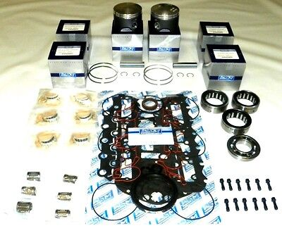 New Johnson/Evinrude 150-175 HP 60º Carbureted 6 Cylinder Powerhead Rebuild Kit