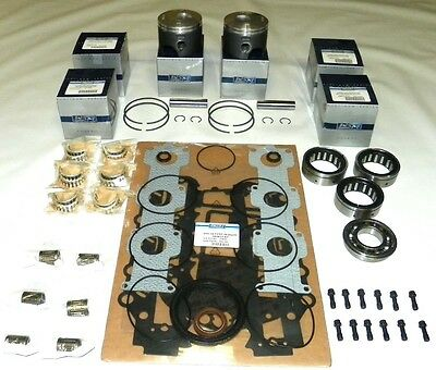 New Johnson/Evinrude 150/175 HP 60º Ficht 6-Cylinder Powerhead Rebuild Kit
