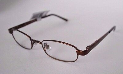 Walmart Brand Childrens Eyeglass Frames! (Dark Brown) (45-18-130) *NEW*