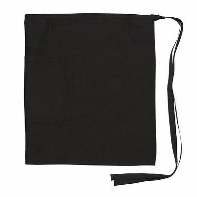 Aprons with pocket 3 colours Short Style  for Cafes Bars Clubs 86cm x 50cm