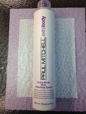 Paul Mitchell - Extra Body Firm Finishing Spray Extreme Hold  11oz