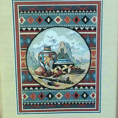 Dimensions Gold Collection petites 6738 Southwest blend counted cross stitch kit
